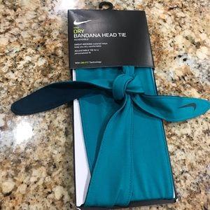Nike new bandana head tie